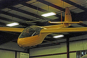 Pratt-Read TG-32 - US Navy LNE-1 exhibited at the New England Air Museum wearing WW2 color scheme