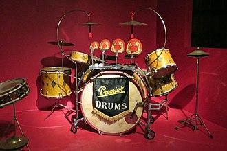 Premier Percussion - Premier 1920's 'jazz' drum kit