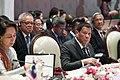 President Duterte and Aung San Suu Kyi at 10th ASEAN-UN Summit.jpg
