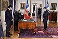 Presidente Piñera nombra a Patricio Melero como nuevo Ministro del Trabajo y Previsión Social (5).jpg