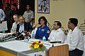 Press Conference - Sunita Lyn Williams - Science City - Kolkata 2013-04-02 7592.JPG