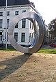 Pressed Cirkels André van Lier Koningskade Den Haag.JPG