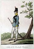 Preußische Landwehr 1815