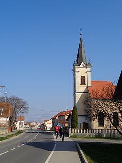 Pribislavec Municipality in Međimurje, Croatia