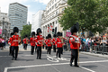 Pride in London 2016 - Scots guards in the parade 2.png