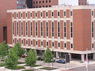Prior Hall - Image: Prior Health Sciences Library