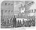 Prisons. Boys exercising at Tothill Fields Prison. Wellcome L0002980.jpg