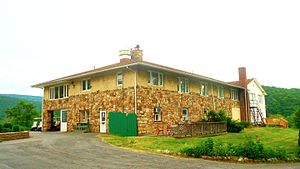 Wayne Township, Mifflin County, Pennsylvania - American Legion Country Club