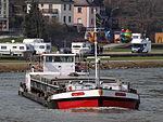 Pugna Vitae, ENI 04501410 at the Rhine river pic3.JPG