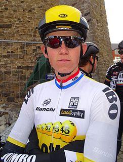 Koen Bouwman cyclist