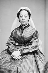 Queen Emma of Hawaii – Brady-Handy