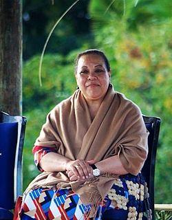 Nanasipauʻu Tukuʻaho Queen consort of Tonga
