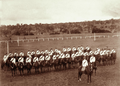 Queensland State Archives 2325 Mounted Infantry at Warwick 1897.png