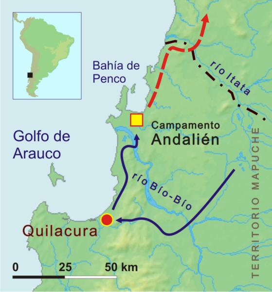 Amazonas españolas de salto