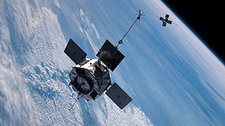 Van Allen Probes robotic spacecraft