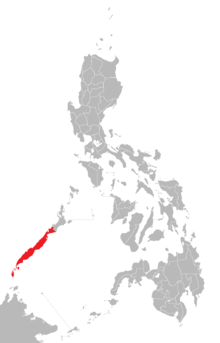 Jurisdiction of the Apostolic Vicariate of Puerto Princesa.