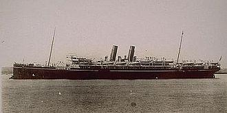 RMS Moldavia - Image: RMS Moldavia
