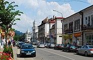 RO SV Vatra Dornei street 1