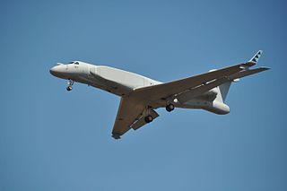Airborne early warning system