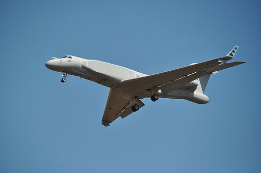 Raytheon to install telemetry equipment for USN's G550 range support aircraft