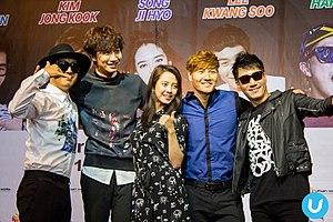 Fan meeting running man thailand ep