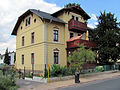 Rental villa Ernst Gottlieb Hoffmann