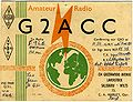 Radioamateurisme - Carte QSL de G2ACC (Grande Bretagne) (32).jpg