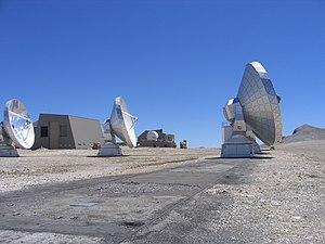 Northern Extended Millimeter Array - Plateau de Bure Interferometer