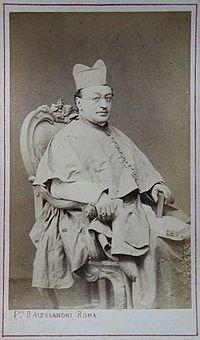 Raffaele Cardinal Monaco La Valletta