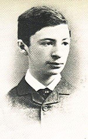 Marc-André Raffalovich - Marc-André Raffalovich circa 1880