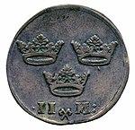 Raha; markka; 2 markkaa - ANT4a-197 (musketti.M012-ANT4a-197 2).jpg