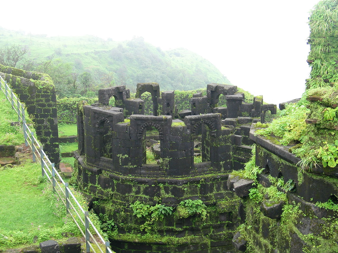 Raigad Fort-- Maharashtra