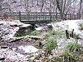 Railway - cycle trail bridge - Feb 2012 - panoramio.jpg
