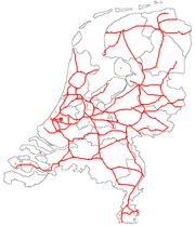 Niederländisches Streckennetz