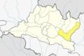 Ramechap Bagmati locator.png