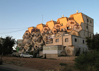 Zvi Hecker - Ramot Polin Apartments