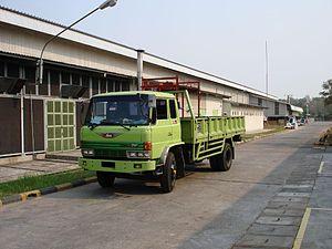 Hino Ranger - Hino Ranger FF173