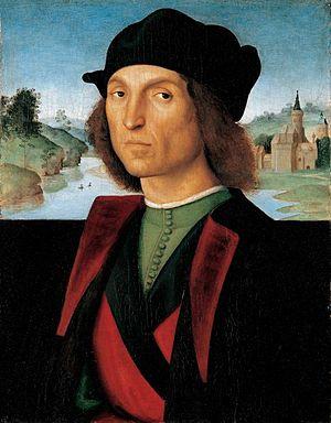 Liechtenstein Museum - Image: Raphael Portrait of a Man (L.M.)
