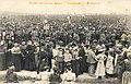 Rassemblement des manifestants Béziers 1907.jpg