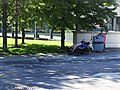Recumbent tricycle on Lower Sherbourne, 2016-08-07 (2).JPG - panoramio.jpg