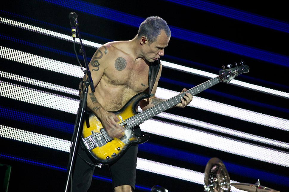 Red Hot Chili Peppers - Rock in Rio Madrid 2012 - 11