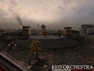 Red Orchestra: Ostfront 41-45 - Red Orchestra gameplay
