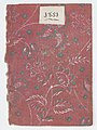 Red book cover with floral and vine pattern Met DP886612.jpg