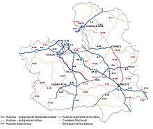 Castilla La Mancha Wikipedia La Enciclopedia Libre