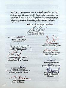 Resultado de imagen para constitucion de 1980