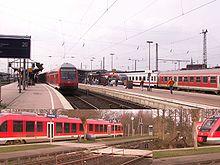 Schienenpersonennahverkehr spnv in deutschland