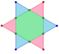 Regular hexagon as intersection of two triangles 90°.png