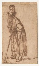 Rembrandt Old Man Leaning on a Stick.jpg