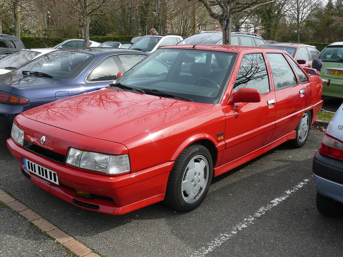File Renault 21 2l Turbo Jpg Wikimedia Commons