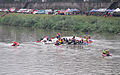 Rescue Team Searching Crashed B-22816 in Keelung River 20150204e.jpg